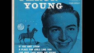 Watch Faron Young Place For Girls Like You video