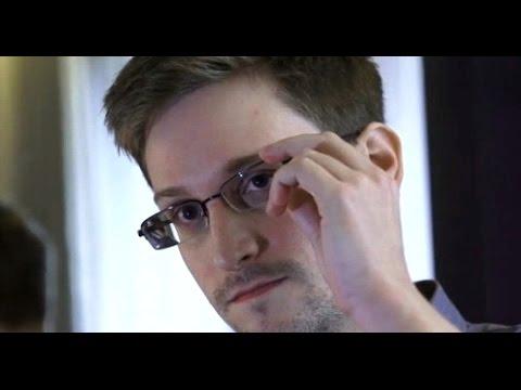 Edward Snowden - America's Secret Government