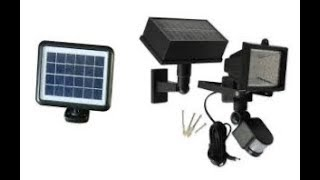Reviews: Best Solar Powered Motion Security Light 2018
