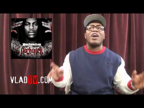 Young Jack Thriller Reviews Waka Flocka Flames Flockaveli Album (VLADTV)