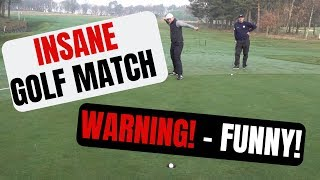 THE FUNNIEST GOLF VLOG EVER PLAYED