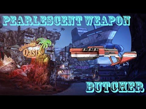 Borderlands 2 перламутровые пушки - Butcher(Мясник)