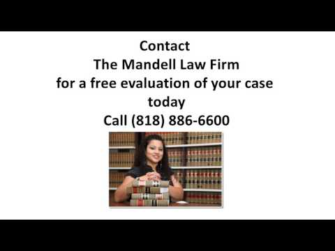 The Best Personal Injury Lawyer in the San Fernando Valley
