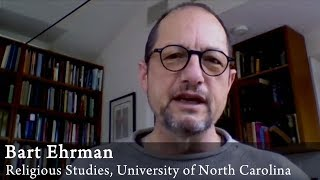 Video: Pagans gave up their Gods, and turned to the one Christian, all-powerful, Jealous God - Bart Ehrman