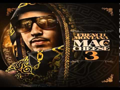 FRENCH MONTANA -  State Of Mind ( prod Harry Fraud ) MAC N CHEESE 3