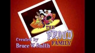 The Proud Family - Theme Song