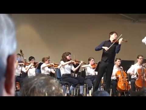 Mendelssohn Violin Concerto in E Minor Op. 64 2nd Movement Andante...