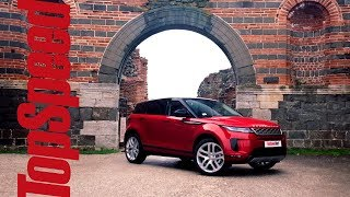 TEST - Range Rover Evoque D180 AWD