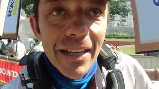 Dakar 2016: con una Husqvarna 125, Sylvain Espinasse