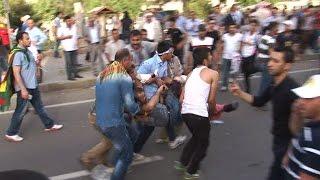 HDP Mitinginde Patlama, Diyarbakır: 4 ölü, Yaklaşık 200 Yaralı
