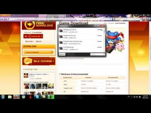 Cheats For Digimon Masters Online Hack Download Updated 2013