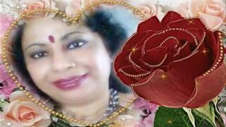 Bangla Old film song – Amar Din Kate Na by Dilruba Kabir from Auckland
