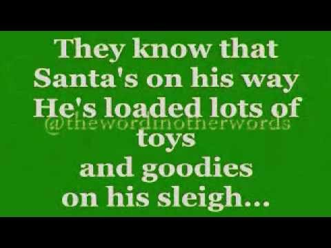 THE CHRISTMAS SONG (Lyrics) - LUTHER VANDROSS