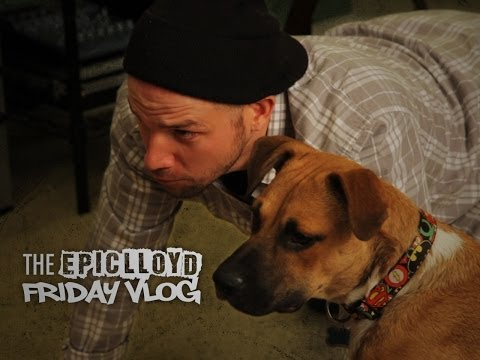 EpicLLOYD's Hopefully it's Friday Vlog #3 - The Heroin Show