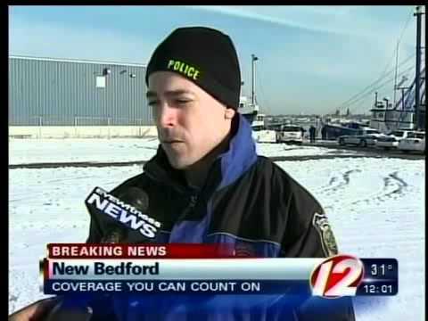 New Bedford fisherman dies in icy water