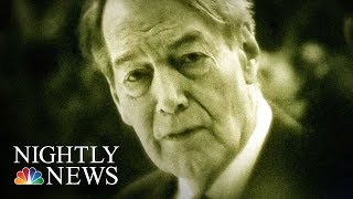 Charlie Rose Out Of A Job After Sexual Misconduct Allegations | NBC Nightly News