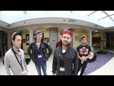 Young Guns - US Tour Blog w/ Seether - Sept&Oct 2012