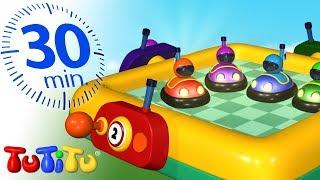 TuTiTu Specials | Bumper Cars | Best Kids Toys | 30 Minutes Special