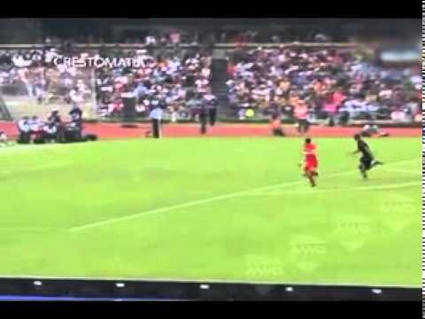 Pumas vence al Toluca (mvm televisión).