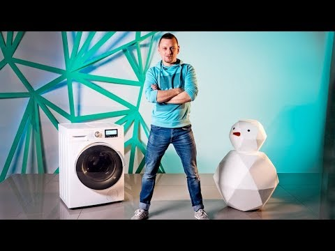ТОП-5 стиральных машин 2017 года