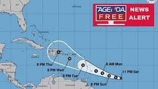 Tropical Storm Dorian Poses Hurricane Threat - LIVE COVERAGE