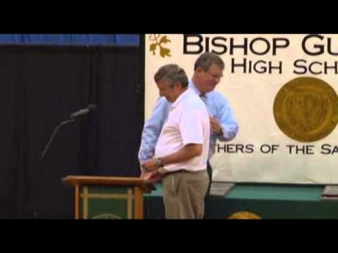 CASTLEHILL REWIND: Bishop Guertin High School Spring Athletic Awards Ceremony (2013)
