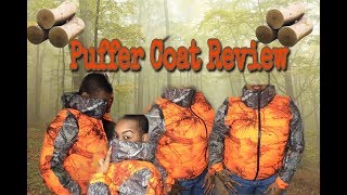 PUFFER COAT REVIEW - It's 🔥🔥🔥