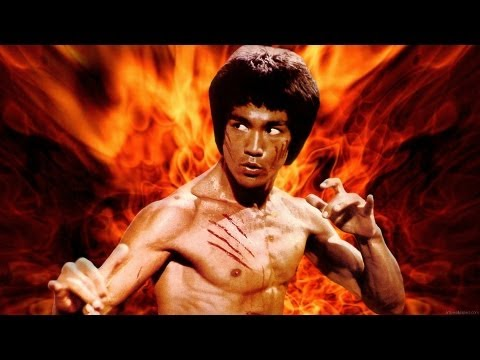 Bruce Lee - NLR Fight Montage - Kicks, Sticks, Punches and Nunchucks! Image 1