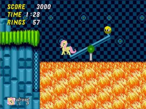 Sonic Hedgehog Pony Sonic The Hedgehog 2