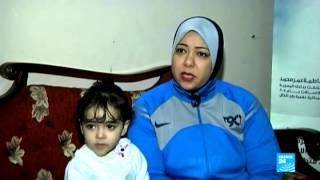 مصر ـ فاطمة عمر بطلة رفع الأثقال التي تغلبت على إعاقتها