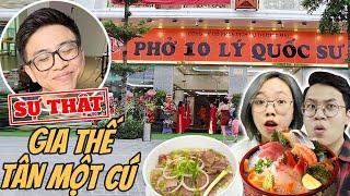 Vlog Mi Sơn : Sự thật gia thế Tân 1 Cú !