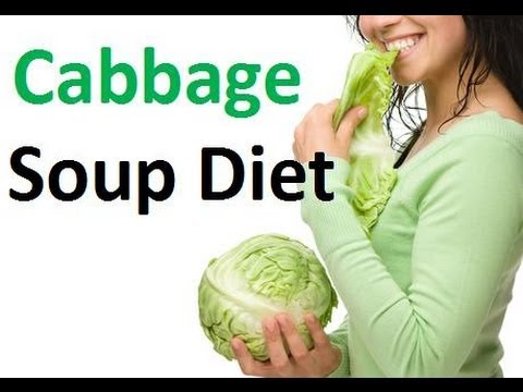 Cabbage Soup Diet Plan  7 Day Cabbage Soup Diet