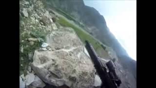 abd askerinin vurulma anı