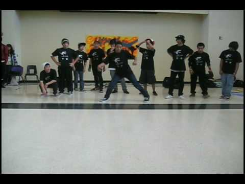 Mix It Up/ Breakdance showcase at Century High School Video
