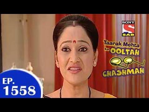 Taarak Mehta Ka Ooltah Chashmah - तारक मेहता - Episode 1558 - 8th December 2014 video
