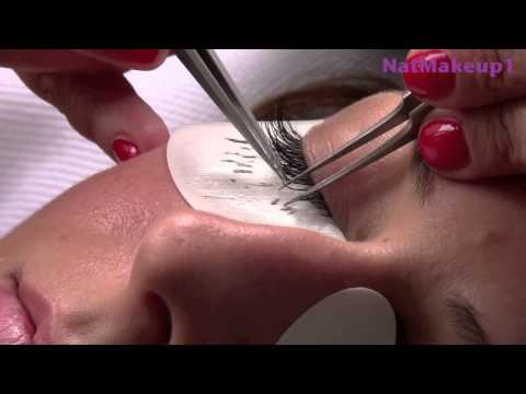 Eyelash Extensions - Wimpernverlngerung Wimpernextensions mit XTREME Lashes