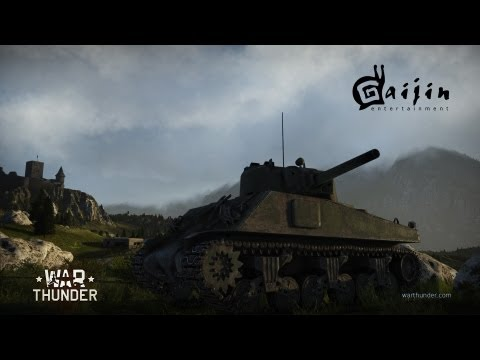 War Thunder Ground Forces Add-on Teaser Trailer