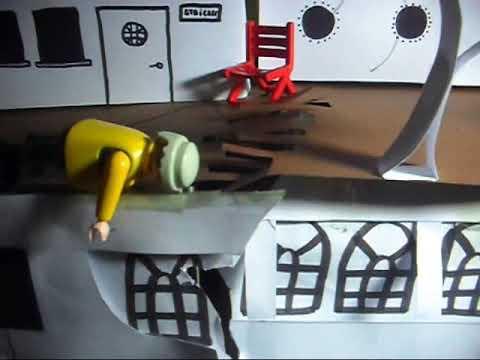 sinking of the titanic playmobil