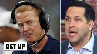 Jerry Jones will let Jason Garrett go even with back-to-back division titles -Adam Schefter | Get Up