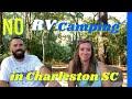 JAMES ISLAND COUNTY PARK CAMPGROUND | CHARLESTON SC | FULL-TIME RV