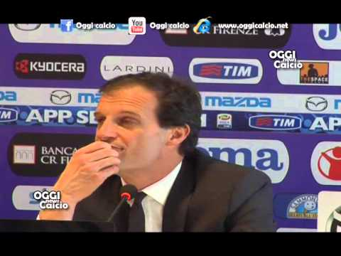 MASSIMILIANO ALLEGRI POST FIRENZE