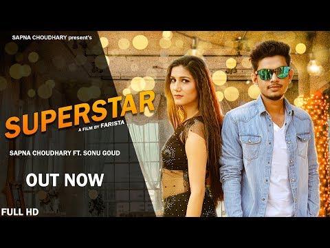 Super Star   Sapna Chaudhary   Sonu Goud   New Haryanvi Song 2018   Latest Haryanvi Songs   Sonotek thumbnail