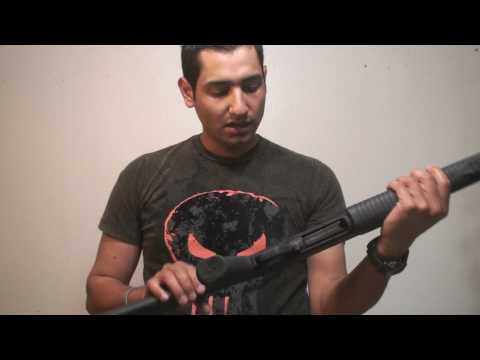Tristar Cobra Force pump tactical shotgun review