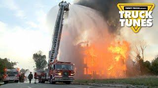 Fire Trucks for Children | Kids Truck Video - Fire Engine