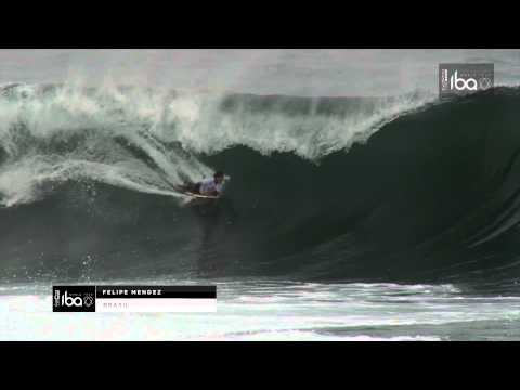2013 GoPro IBA Arica Chilean Challenge - Highlights - Trials Day 2