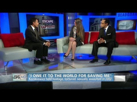 """Former hostage: """"I owe it to the world for saving me..."""