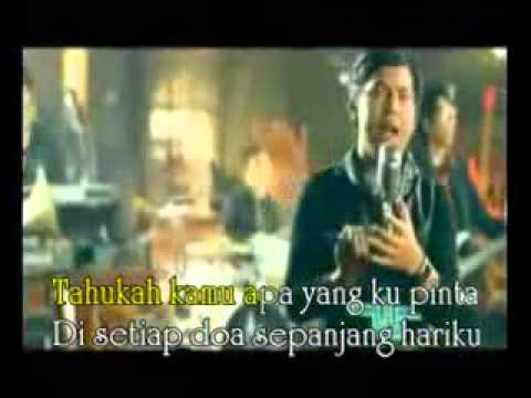 Wali Band - Doaku Untukmu Sayang  Karaoke Version video