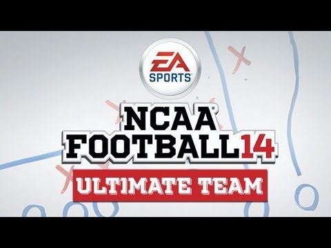 NCAA Football 14 Ultimate Team - NEW Info & Screenshots