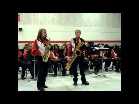 Mayport Middle School Talent Jake and Aubree Thrift Shop