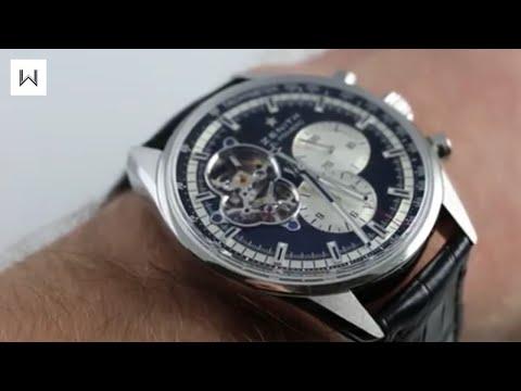 Zenith El Primero Chronomaster 1969 03.2042.4061/21.C496 Luxury Watch Review